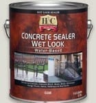 H&C Sealer Wet Look