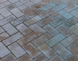 Paver Sealer Turned White
