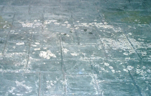 Stamped Concrete Pitting