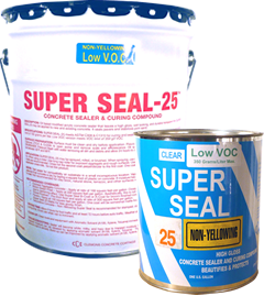 SuperSeal VOC Compliant Sealer