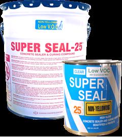 SuperSeal VOC Compliant Sealer